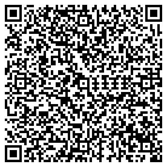 QR-код с контактной информацией организации САПАР ЧПКФ ТОО