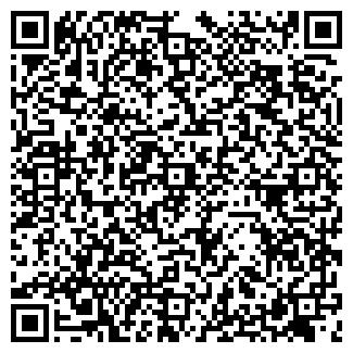 QR-код с контактной информацией организации ЛАДЬЯ ТД