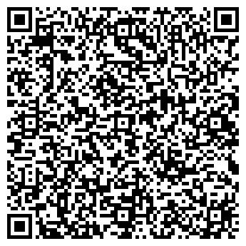QR-код с контактной информацией организации ЖАС-ДАУРЕН ТОО