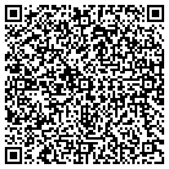 QR-код с контактной информацией организации HOSTLINE