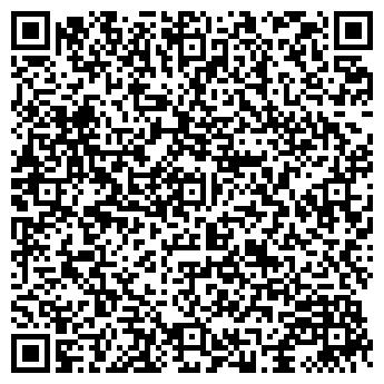 QR-код с контактной информацией организации АЗИЯ АВТО ЗАО