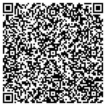 QR-код с контактной информацией организации АВТОЗАПЧАСТИ-ТОЙОТА МАГАЗИН