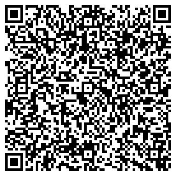 QR-код с контактной информацией организации АЗА БИ ТОО