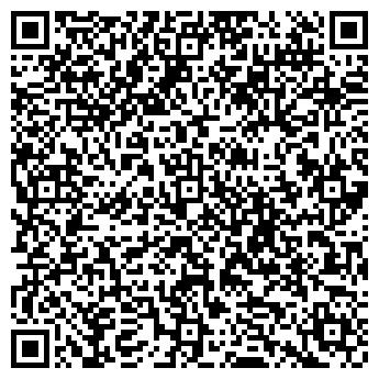 QR-код с контактной информацией организации АКВАРИУМ МАГАЗИН