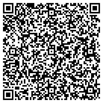 QR-код с контактной информацией организации ДЭУ ВОСТОК ТОО