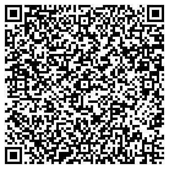 QR-код с контактной информацией организации РИО МАГАЗИН