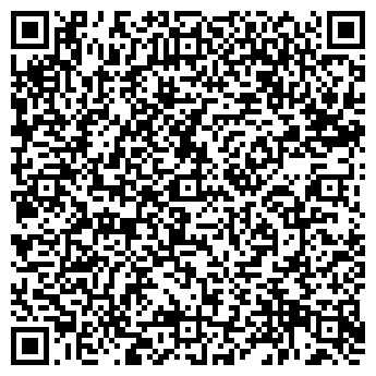 QR-код с контактной информацией организации РООМ ТОО