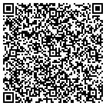 QR-код с контактной информацией организации БИБЛИОТЕКА ФИЛИАЛ № 6
