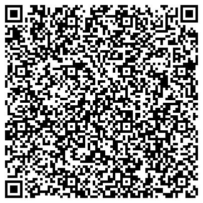 QR-код с контактной информацией организации магазин товаров для рукоделия Необычные Обычные Вещи