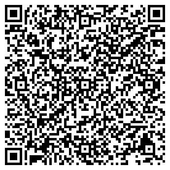 QR-код с контактной информацией организации Простор, ЧП
