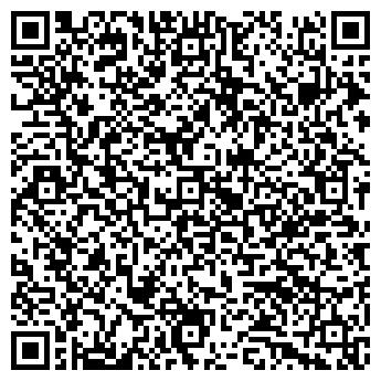QR-код с контактной информацией организации Родына, ЧП