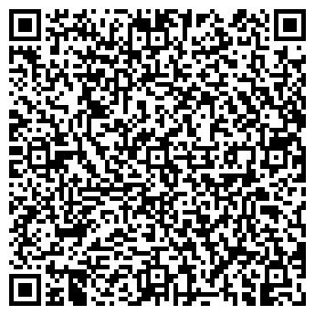 QR-код с контактной информацией организации Спортзона