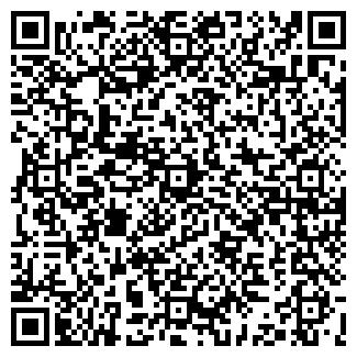 QR-код с контактной информацией организации ribbon
