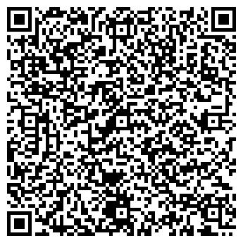 QR-код с контактной информацией организации HANGAR.kz