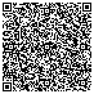 QR-код с контактной информацией организации Автотехцентр  ТРИК