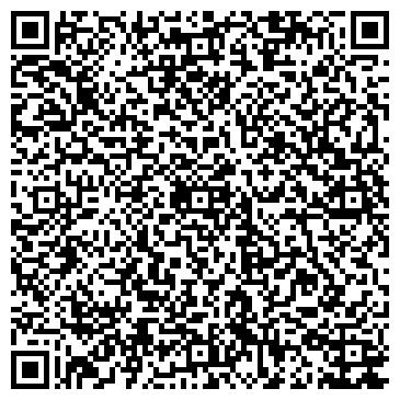QR-код с контактной информацией организации PV Service (PV Cервис), ИП