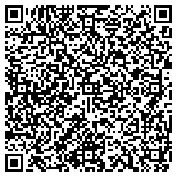 QR-код с контактной информацией организации Candel (Кэндл), ИП