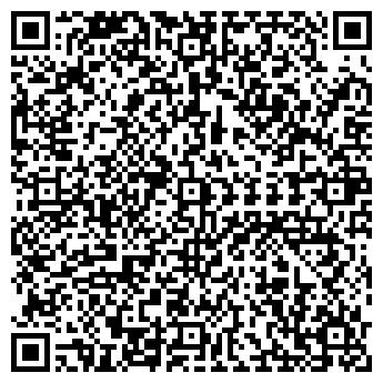 QR-код с контактной информацией организации ИП Жаманкулова