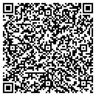 QR-код с контактной информацией организации Далингер, ИП