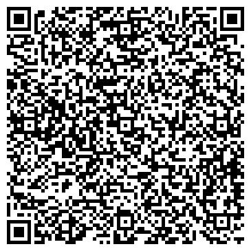 QR-код с контактной информацией организации Brilliant салон штор, ТОО