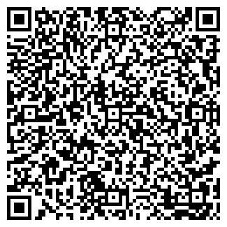 QR-код с контактной информацией организации Матур, ИП