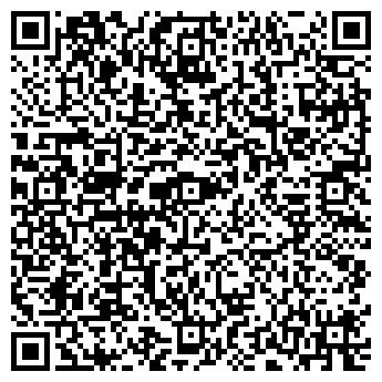 QR-код с контактной информацией организации ООО 1001 мелочь