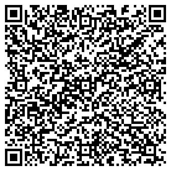 QR-код с контактной информацией организации Субъект предпринимательской деятельности kitchen4you