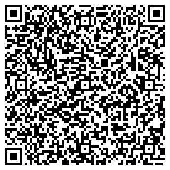 QR-код с контактной информацией организации ТД «КРОН»