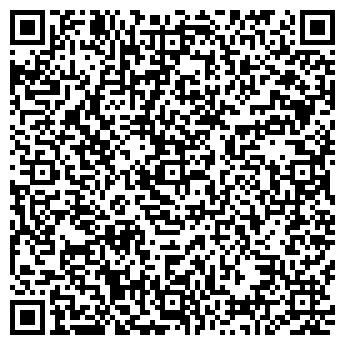 QR-код с контактной информацией организации ООО Люблинские бани