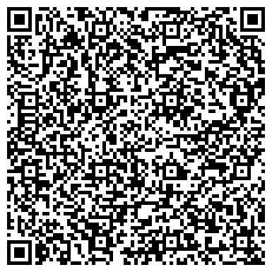 QR-код с контактной информацией организации ООО Салон «Антураж»