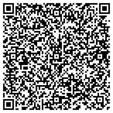 QR-код с контактной информацией организации ООО Р - Камин