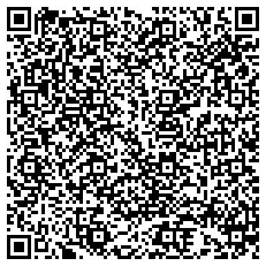 QR-код с контактной информацией организации Школа-студия красоты и имиджа Indigo