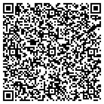 QR-код с контактной информацией организации DA VINCI