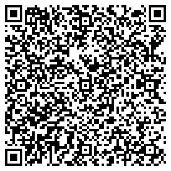 QR-код с контактной информацией организации ООО Пиар Сарафан
