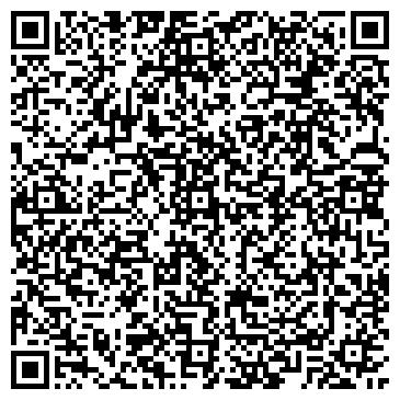QR-код с контактной информацией организации ООО Окна Family