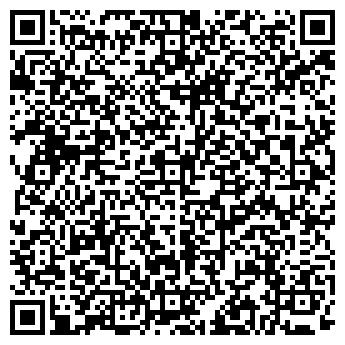 QR-код с контактной информацией организации ООО РОССКОН