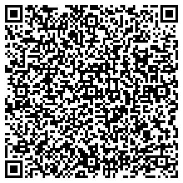 QR-код с контактной информацией организации ООО Кадастровый инженер