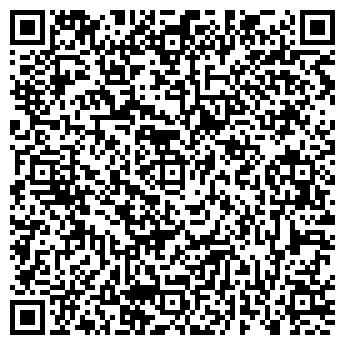 QR-код с контактной информацией организации ИП Типография Размер