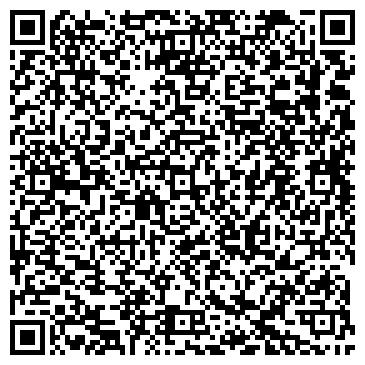 QR-код с контактной информацией организации АНО ЭДЕЛЬВЕЙС ПЛЮС