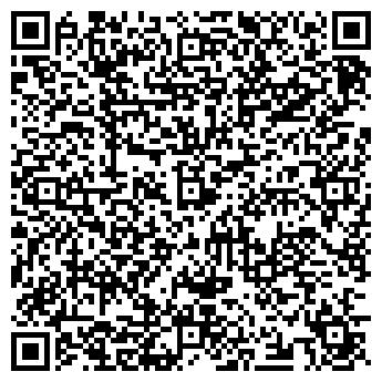 QR-код с контактной информацией организации ООО CRYSTAL