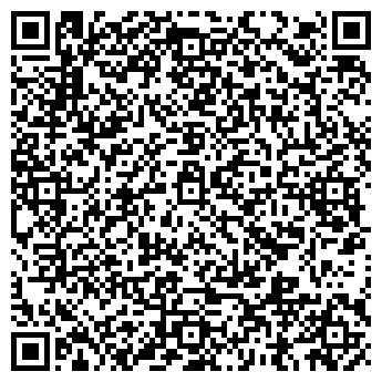 """QR-код с контактной информацией организации ООО """"С добротой по миру"""""""