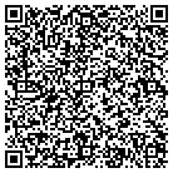 QR-код с контактной информацией организации ООО LetFlat