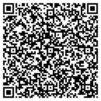 QR-код с контактной информацией организации ООО ORTOMATRAS