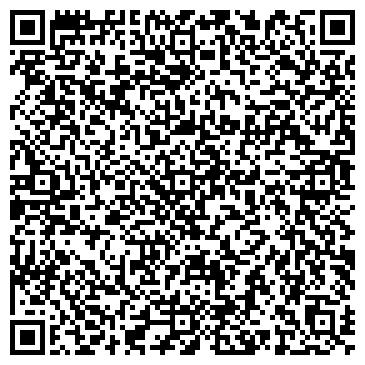 QR-код с контактной информацией организации ИП Свадебный салон Облака
