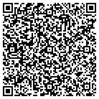 QR-код с контактной информацией организации ООО Кот Полоскин