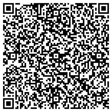QR-код с контактной информацией организации ООО Атлас Логистик