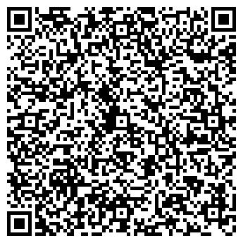 QR-код с контактной информацией организации Окно в Дом