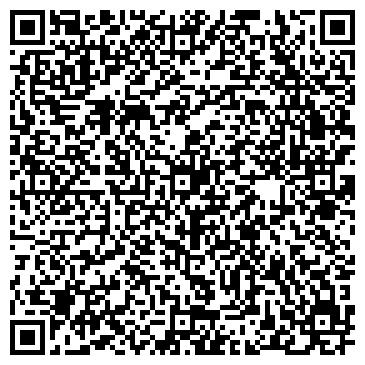 QR-код с контактной информацией организации Окна Двери Серпухов