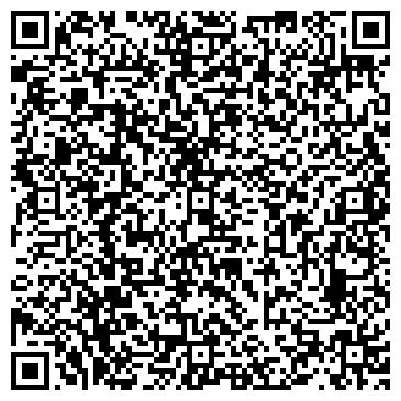 QR-код с контактной информацией организации Puzzle Wood House