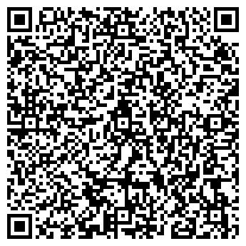 QR-код с контактной информацией организации ДВА БЕГЕМОТА